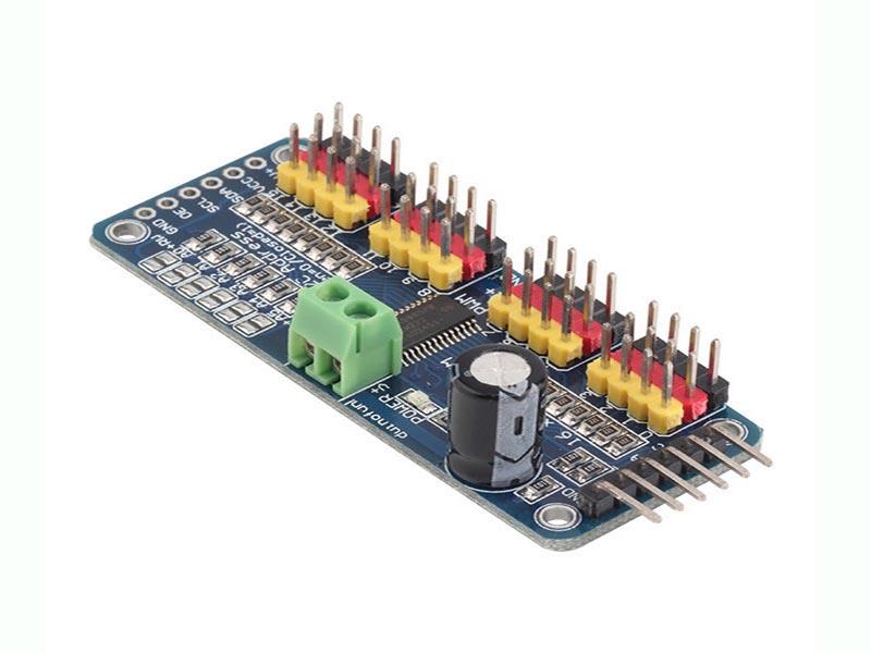 Module điều khiển 16 Servo