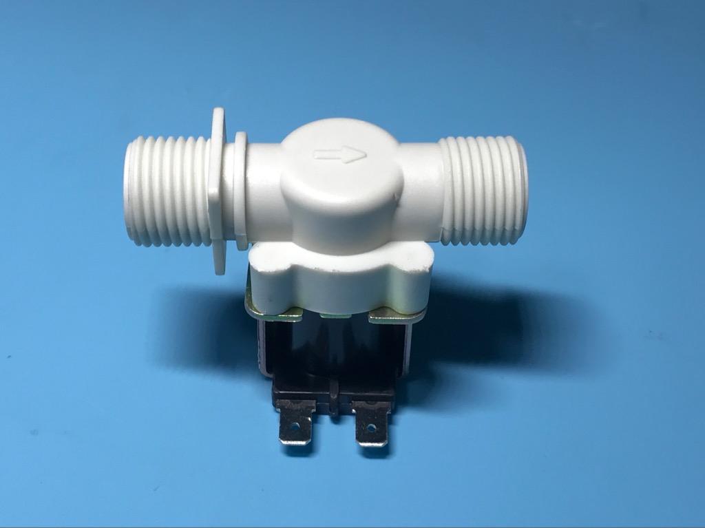 Van điện từ 12V-ống nhựa