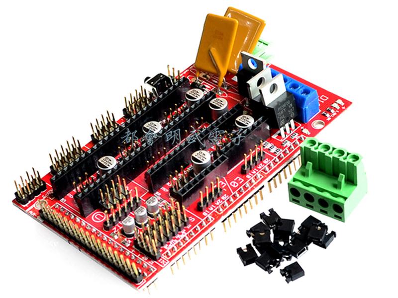 Bảng điều khiển máy in 3D RAMPS1.4