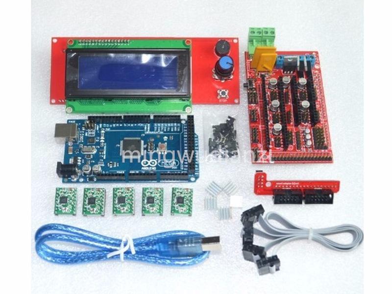 Bộ máy in 3D LCD2004-UnoR32560-A4988