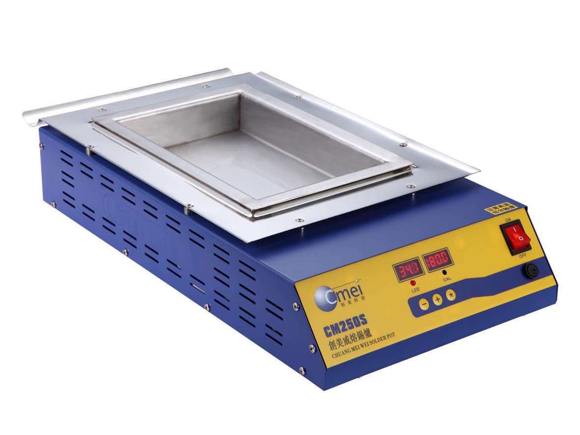 Bể hàn thiếc CM-250S 250x160x45mm