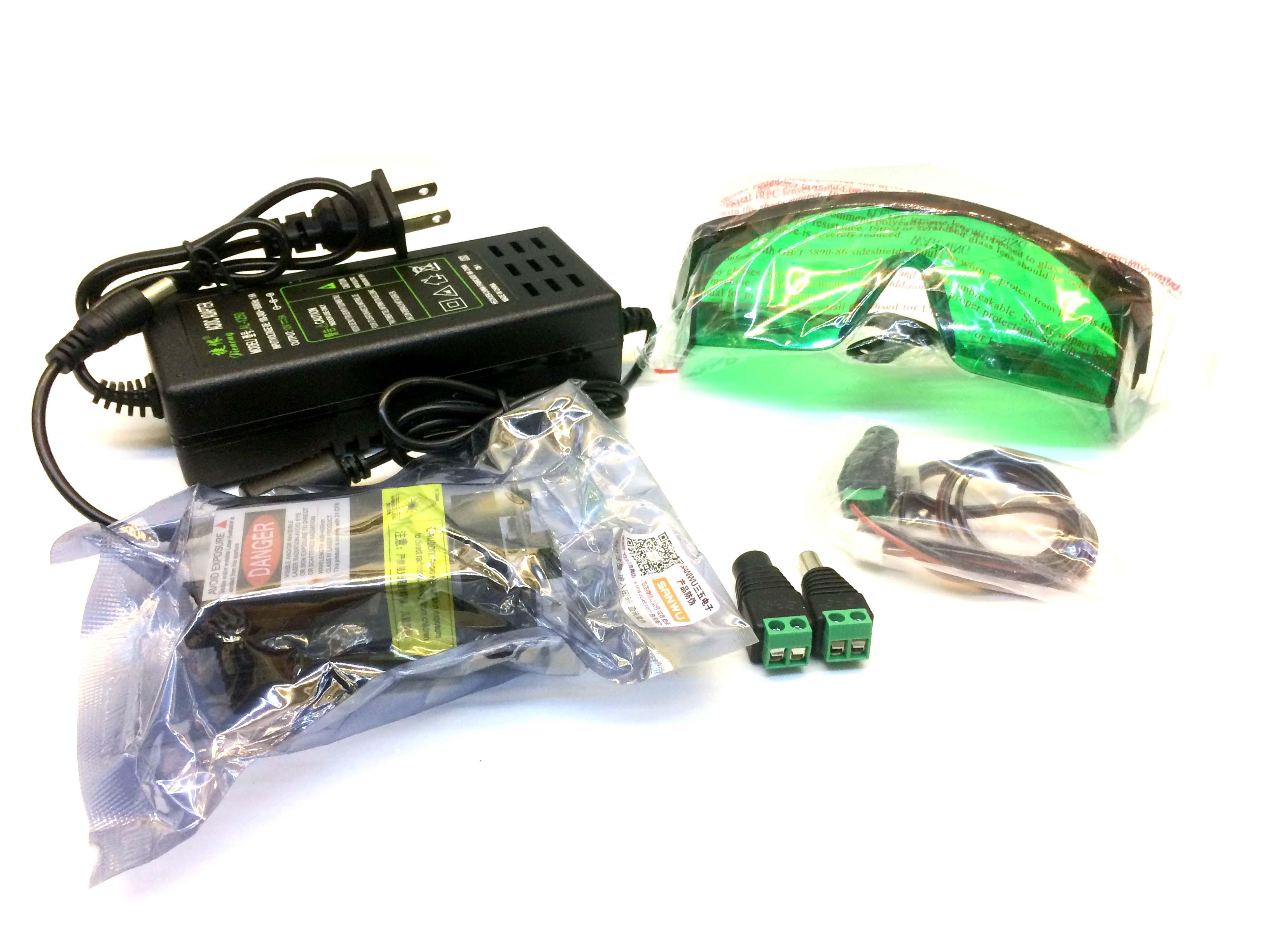 Bộ đầu laser 500mw
