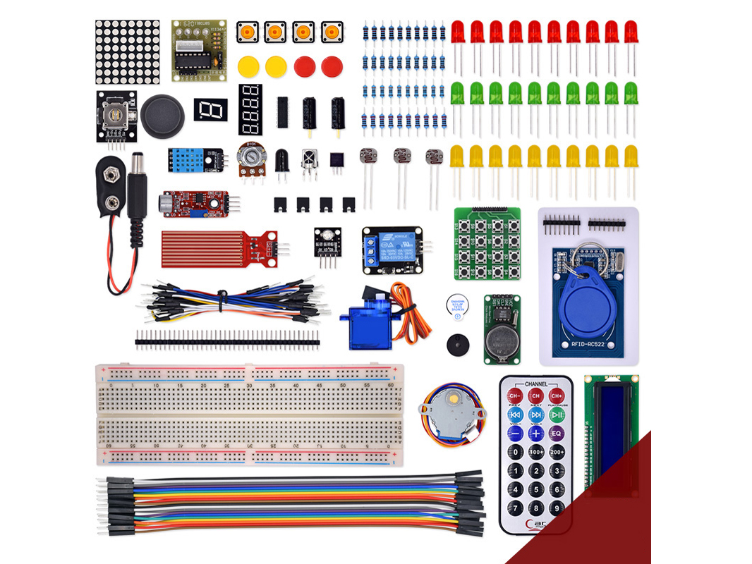 Bộ Kit Arduino nâng cao RFID Starter Kit