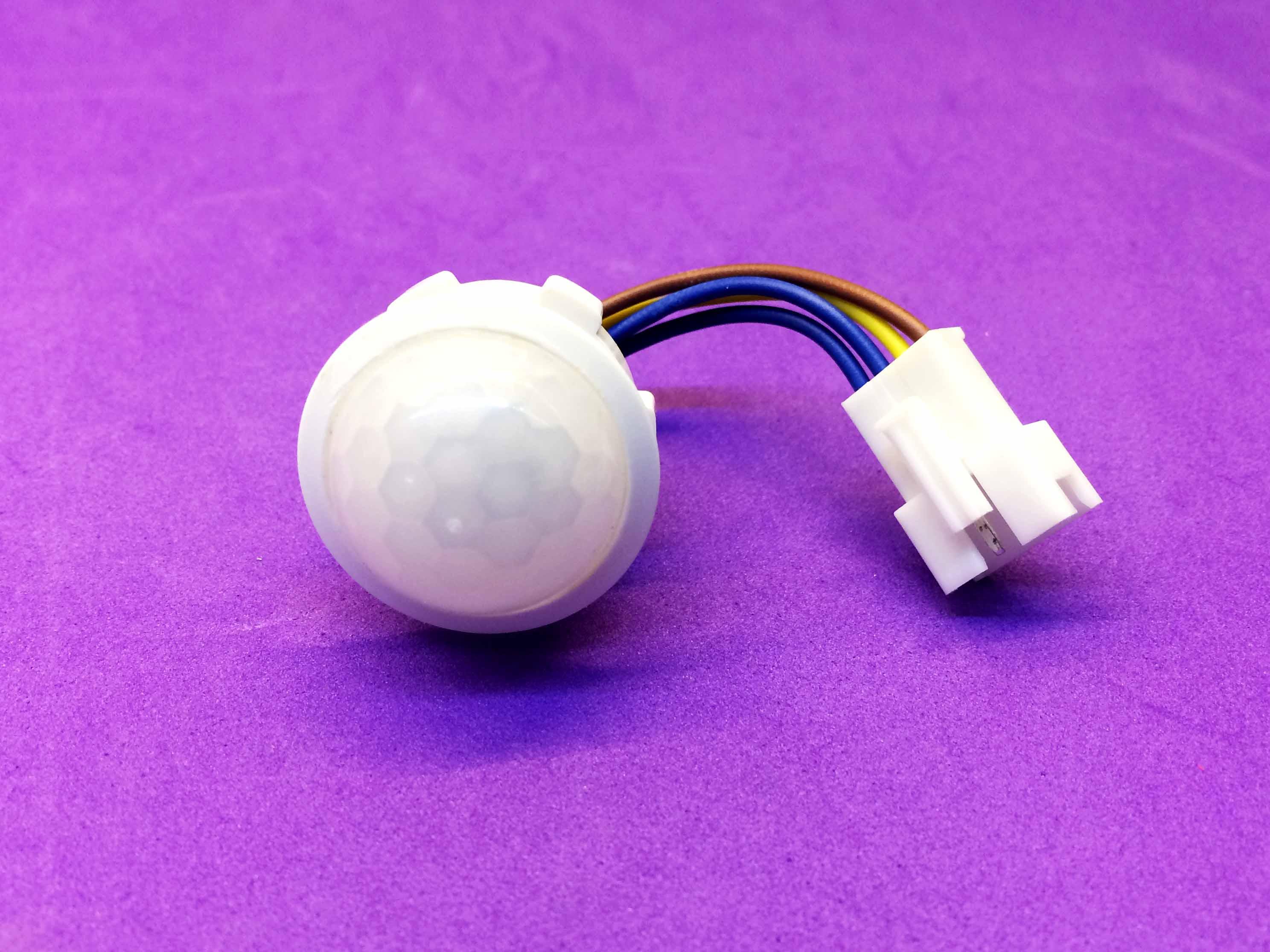 Công tắc bật tắt đèn bằng Cảm biến chuyển động 220V
