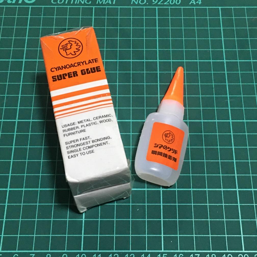Keo Dán Mica 502 Cyanoacrylate