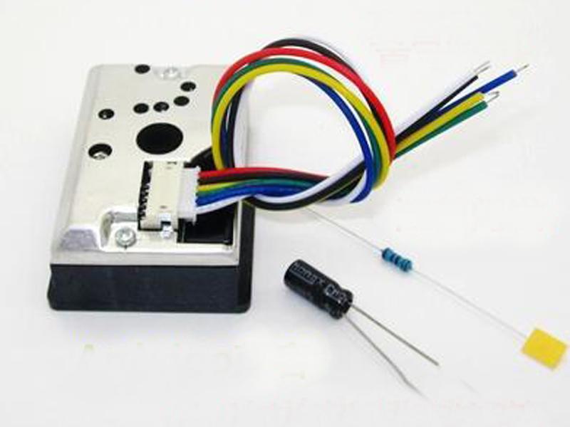 Cảm biến bụi GP2Y1014AU0F cho Arduino