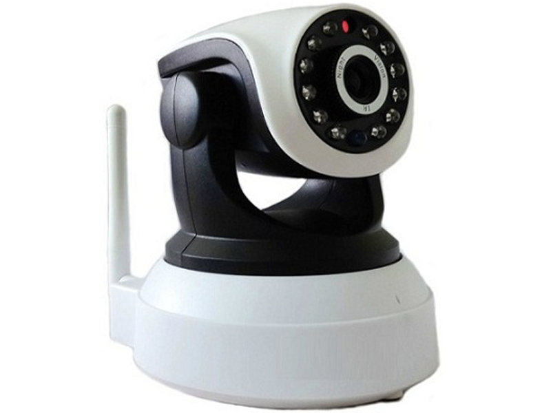 CAMERA IP WIFI HD ICAM8 720P S6203Y-WR