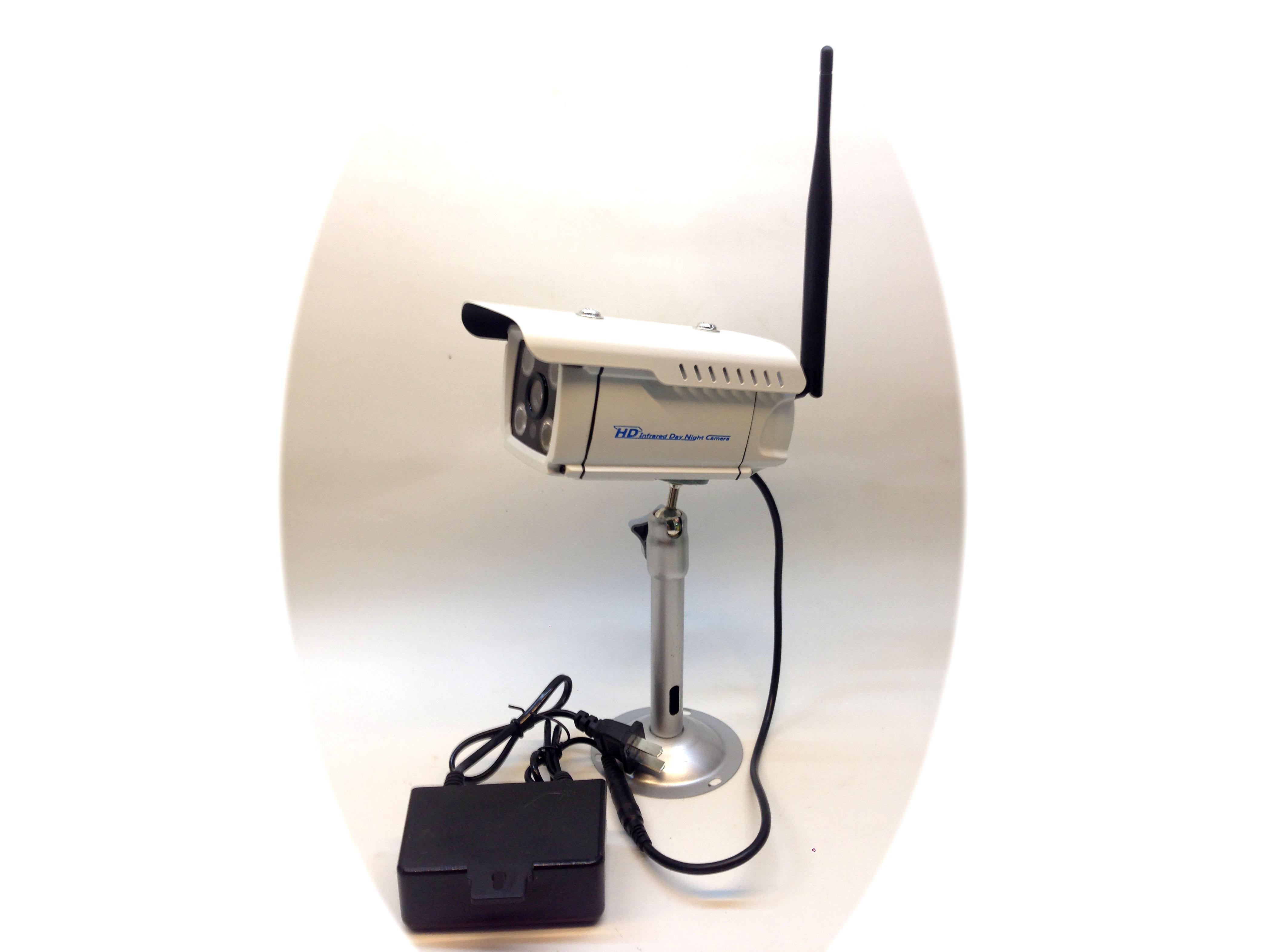 Camera IP ngoài trời -720P-6mm