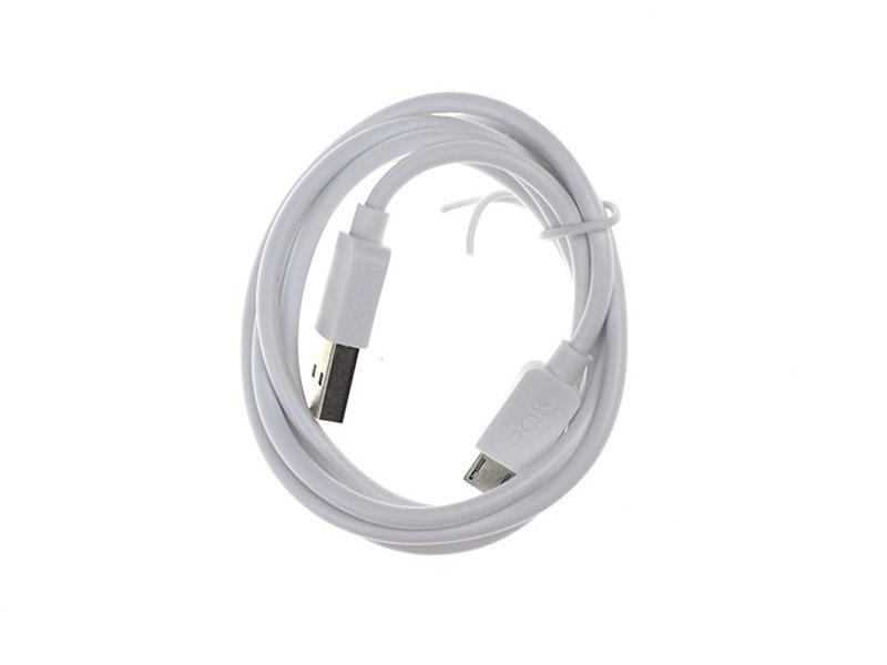 Cáp USB chuyển cáp mini USB 1m (Trắng)