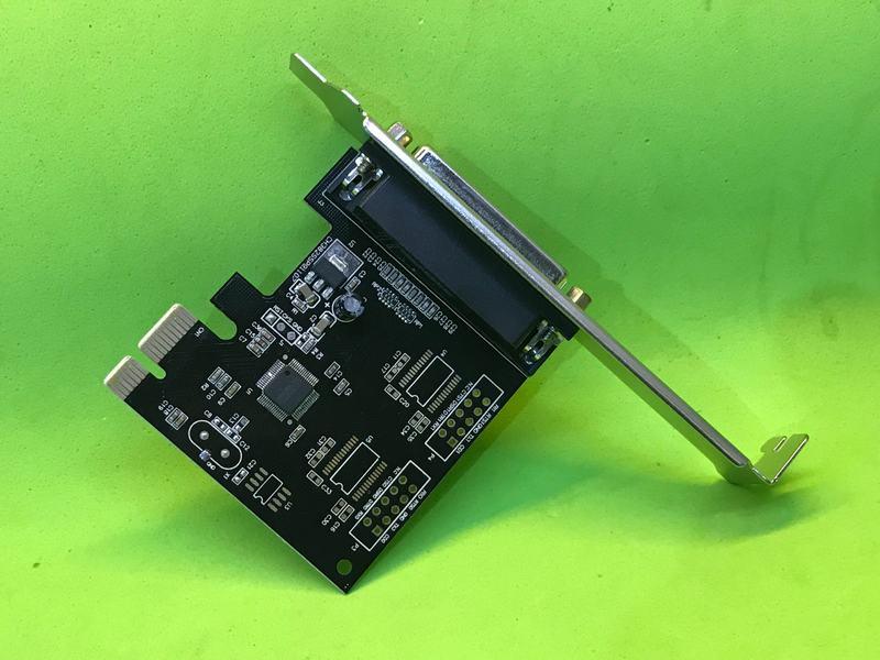 Card PCI chuyển LPT cho máy in 25 lỗ WCH382L