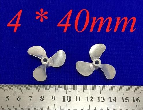 CHÂN VỊT KIM LOẠI 3 LÁ 40mm x 4mm
