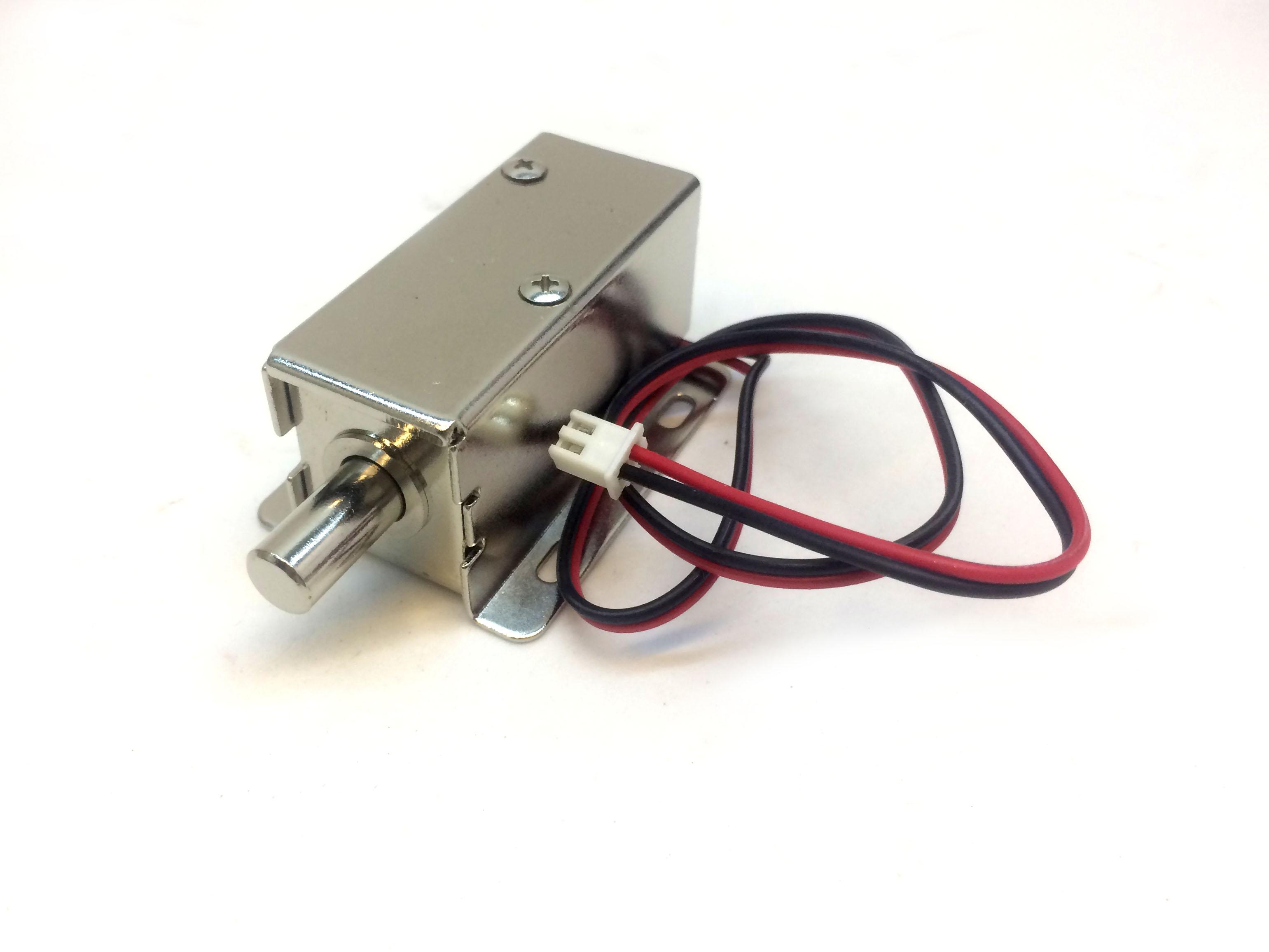 Chốt khóa điện LY-01DC12V