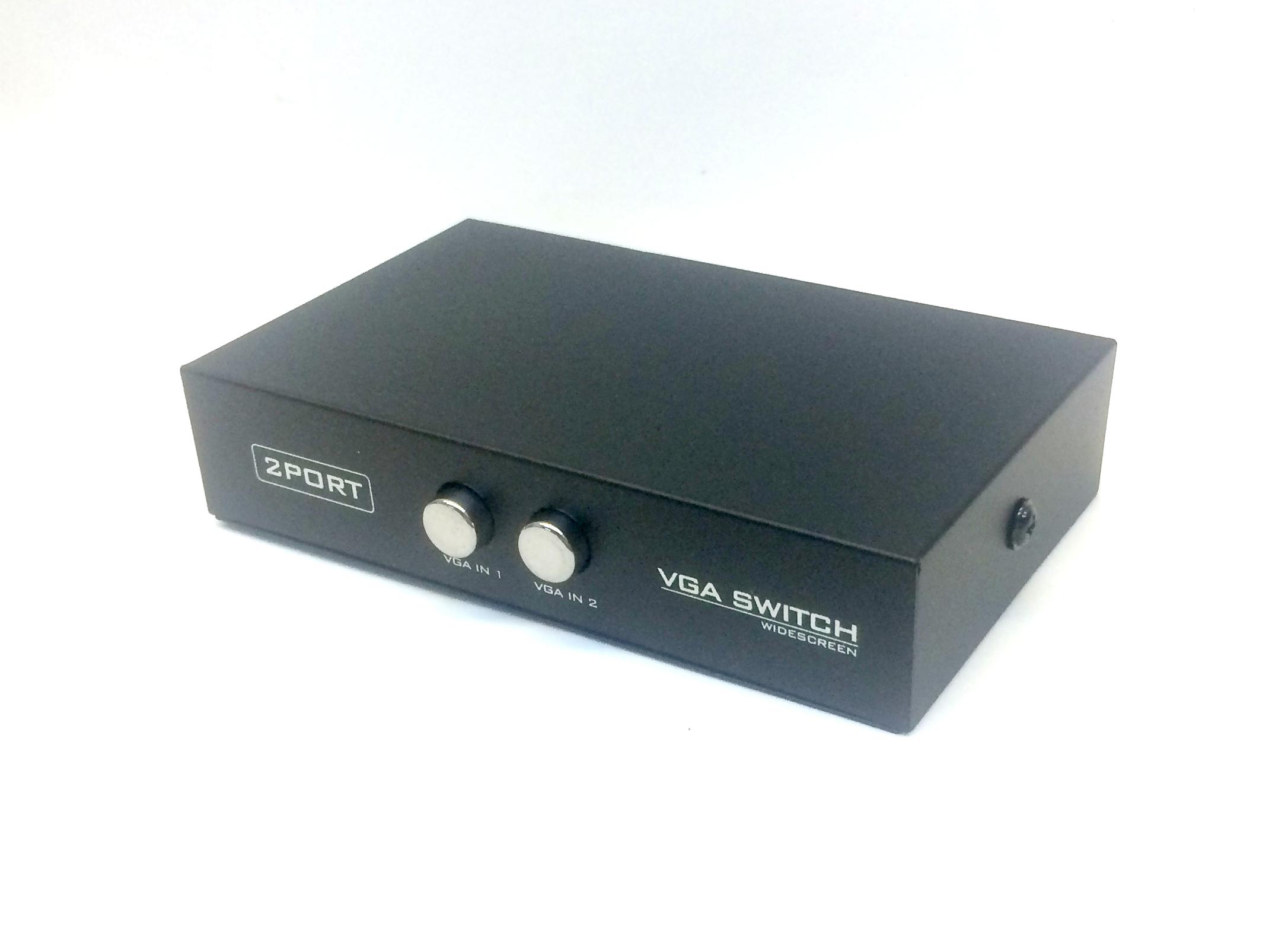 Chuyển đổi 2 kênh VGA