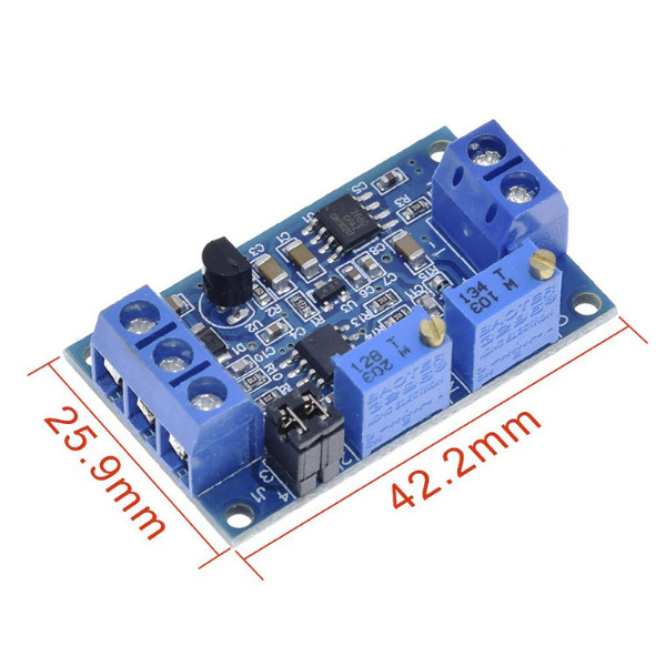 Module chuyển đổi dòng điện sang điện áp 4-20MA SANG 0-3.3V 5V 10V