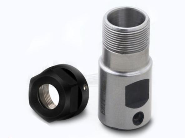Đầu collet chuck ER11 40 trục 6.35mm