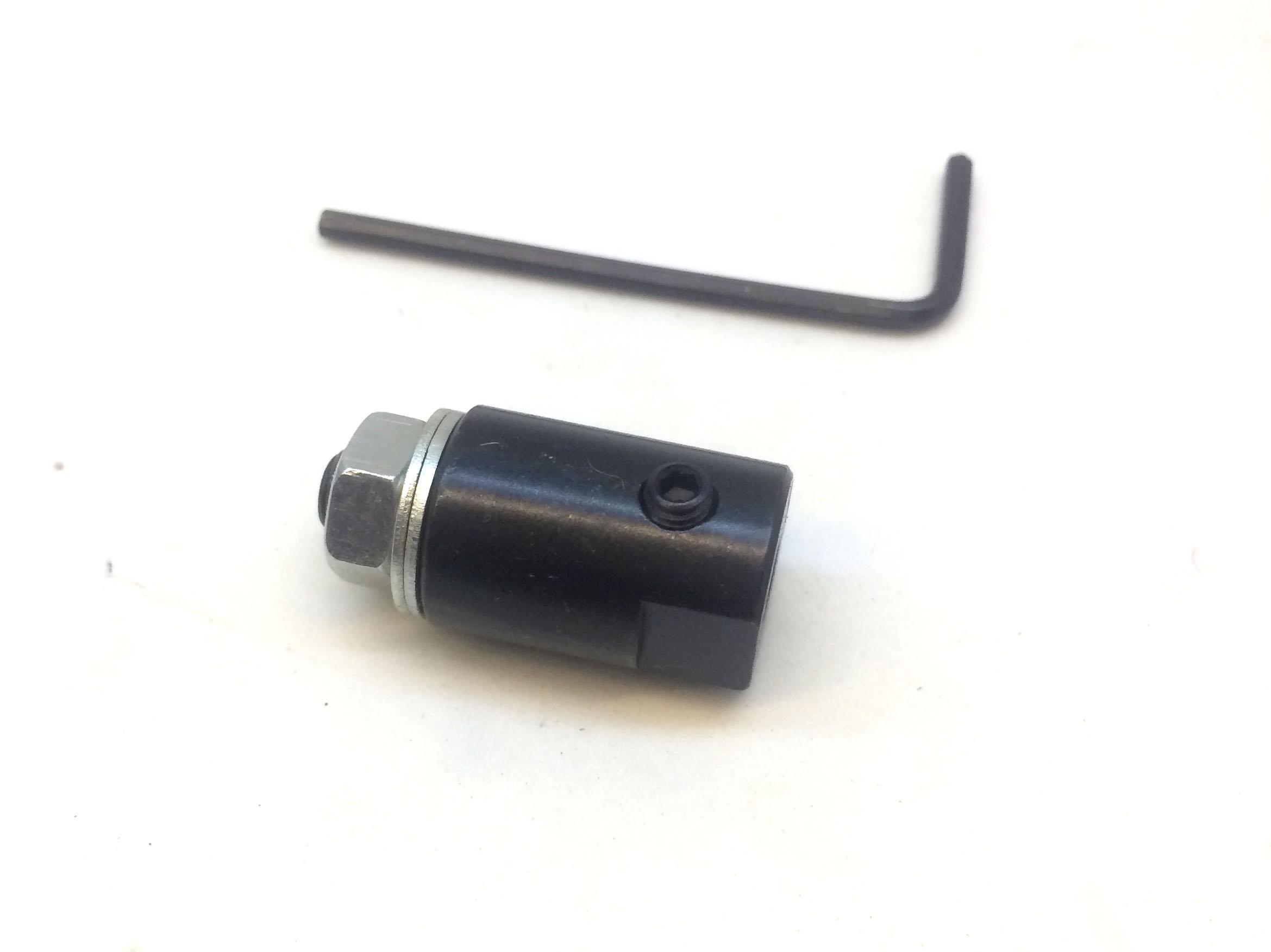 Đầu kẹp lưỡi cắt trục 6mm