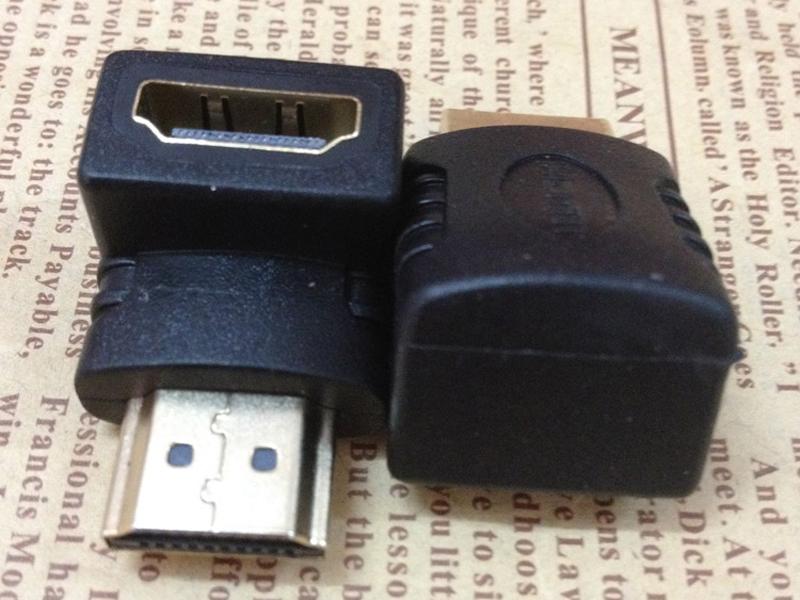 Đầu nối HDMI đổi góc hình chữ L