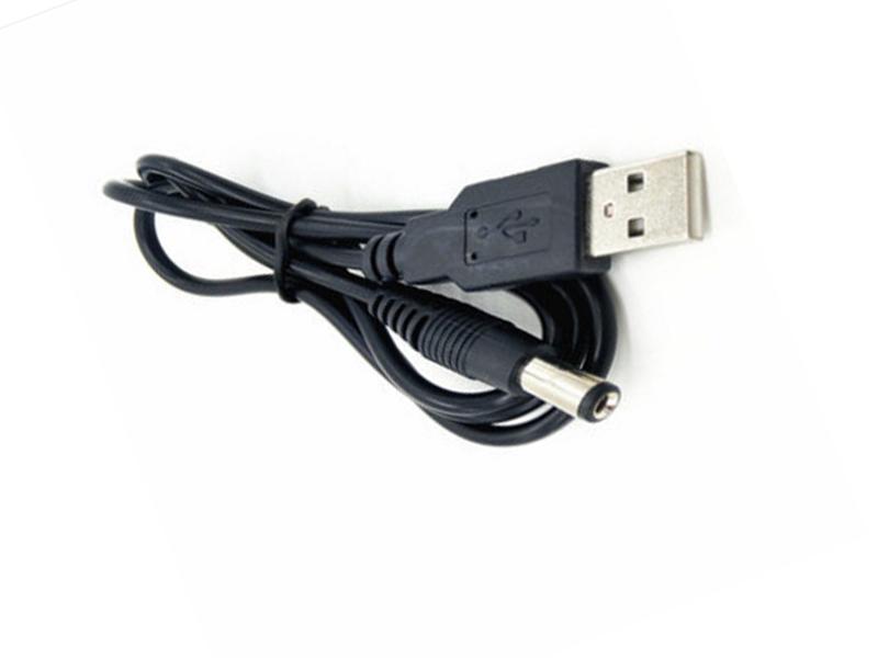 Giắc đực 3.5mm và đầu USB