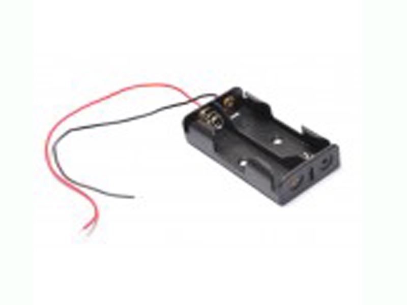 Đế pin tiểu 1.5V-2 pin