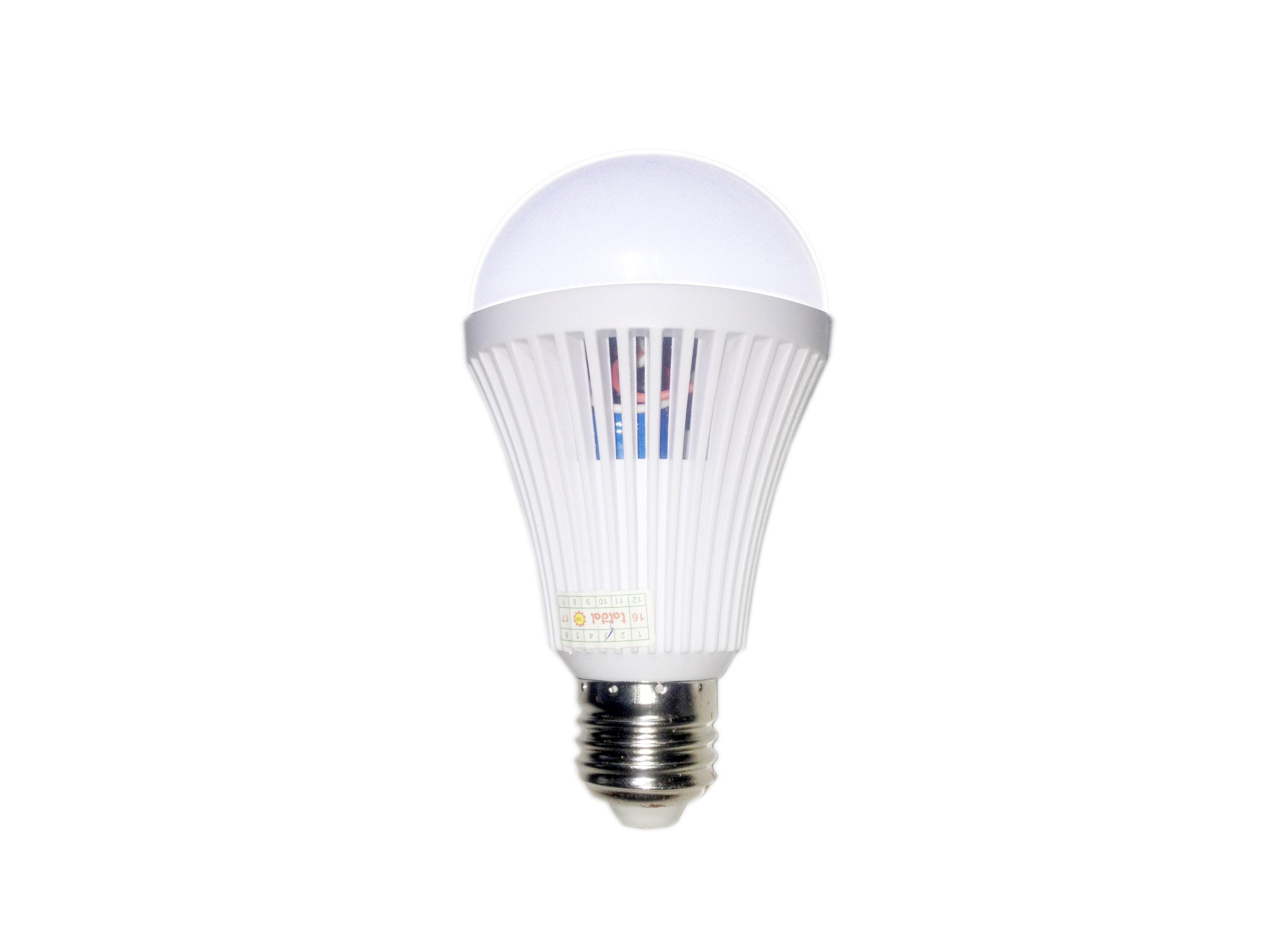 Đèn led 7W - 220V (có Pin sạc tích điện)