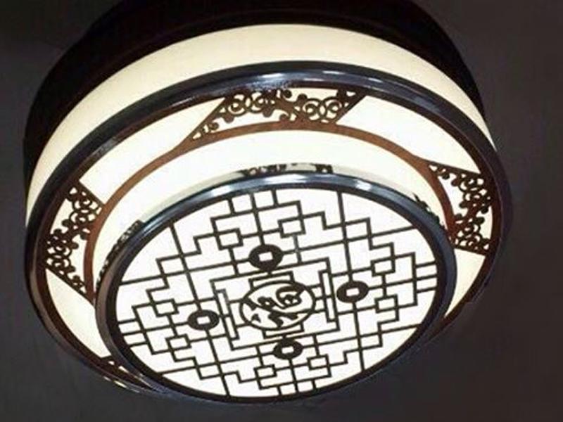 Đèn LED quạt DQ 42-08