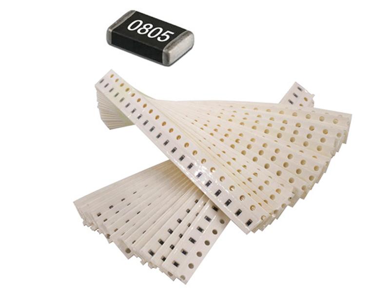 50 con điện trở dán loại 0805