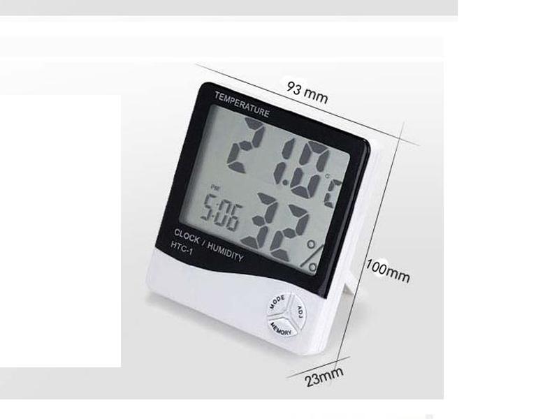 Đồng hồ đo nhiệt độ- độ ẩm