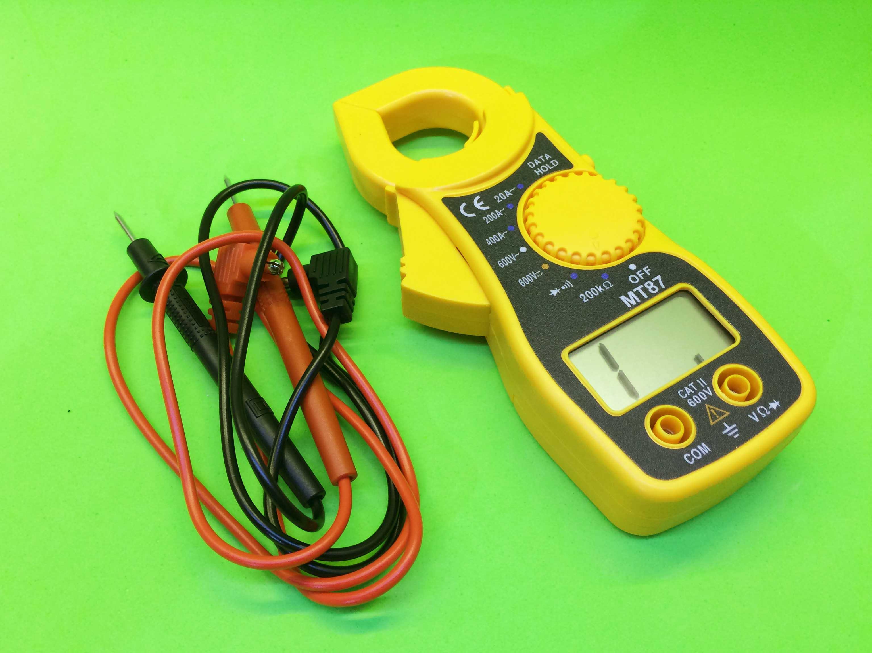 Đồng hồ kẹp đo dòng MT87