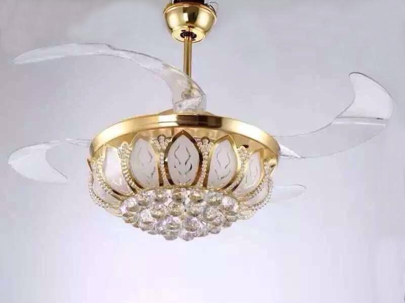 Đèn LED quạt ĐQ 42-06