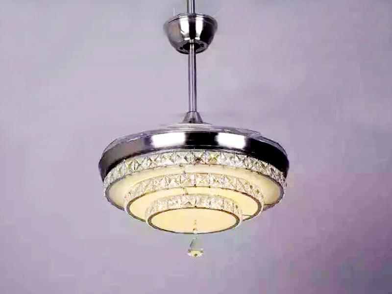 Đèn LED quạt DQ 42-09