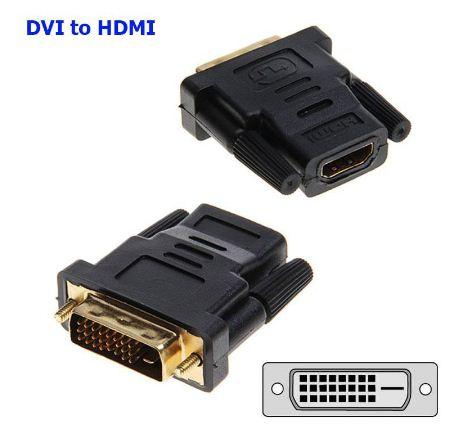 Đầu Chuyển DVI Chuẩn 24+1 Sang HDMI