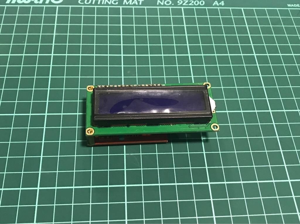 Module đo điện áp và dòng điện dùng LCD1602