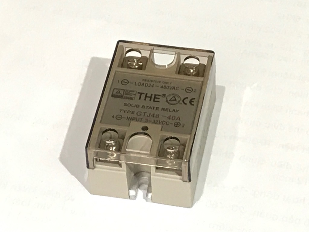 Solid State Relay GTJ48 40A