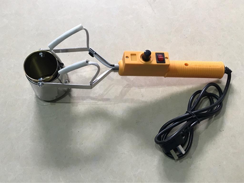 Bể hàn thiếc cầm tay 280W điều chỉnh nhiệt độ
