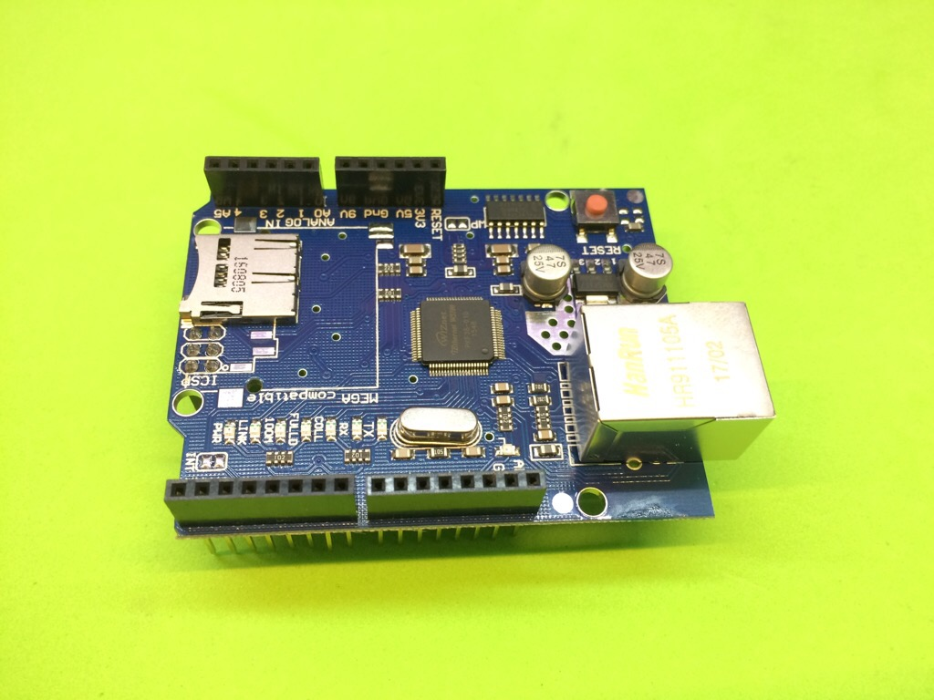 Module Ethernet mạng W5100 cho Arduino