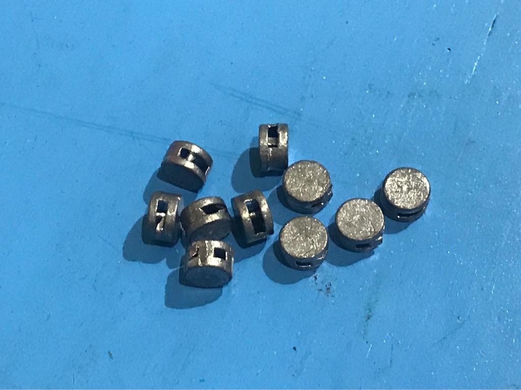 Hạt chì kẹp cáp nhỏ 1-2mm