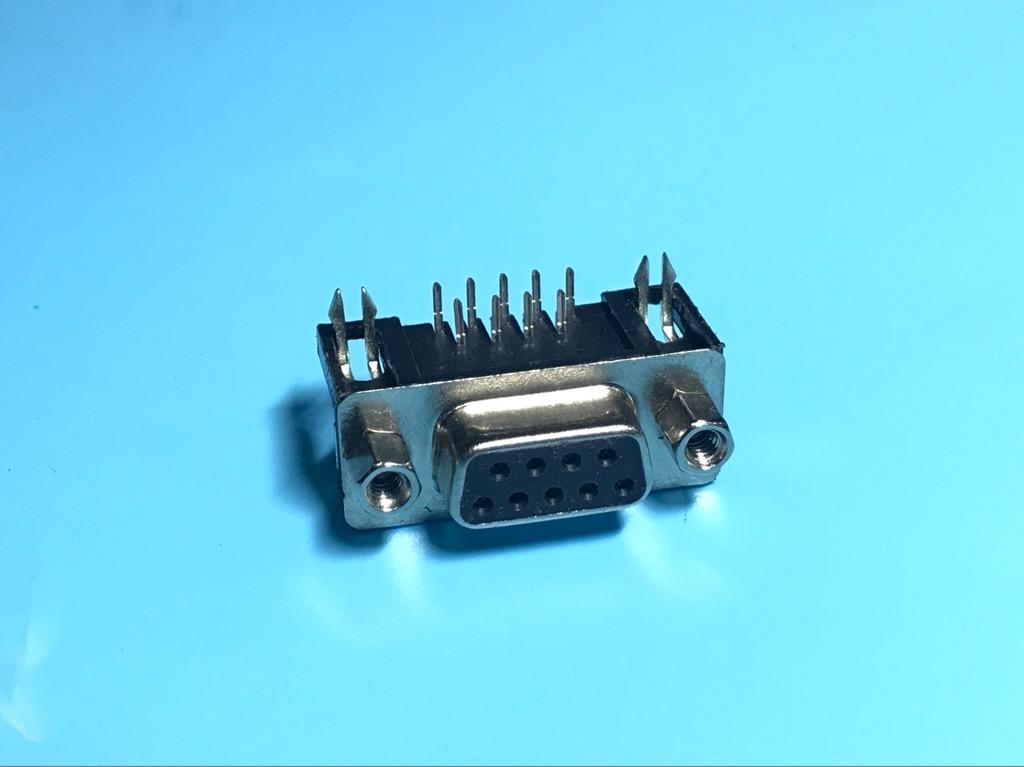 Ổ cắm VGA DR9 chân hàn 9 lỗ