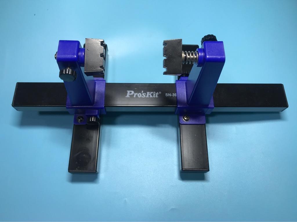 Kẹp giữ mạch điện để hàn SN 390