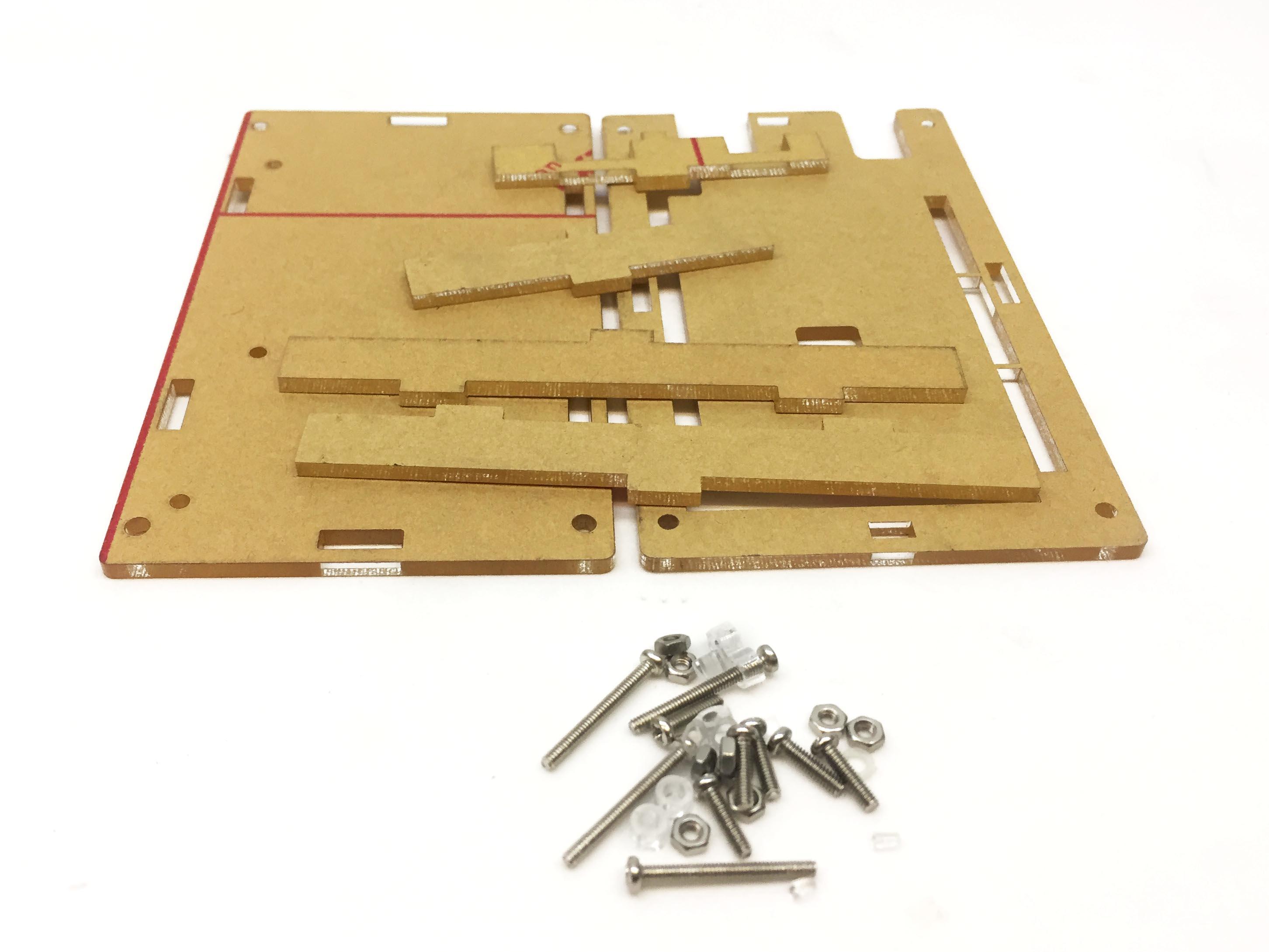 Hộp bảo vệ arduino Mega 2560