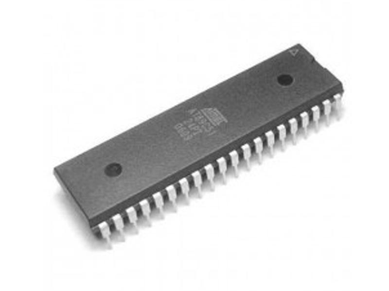IC ATMEGA 16L - 8PU DIP 40
