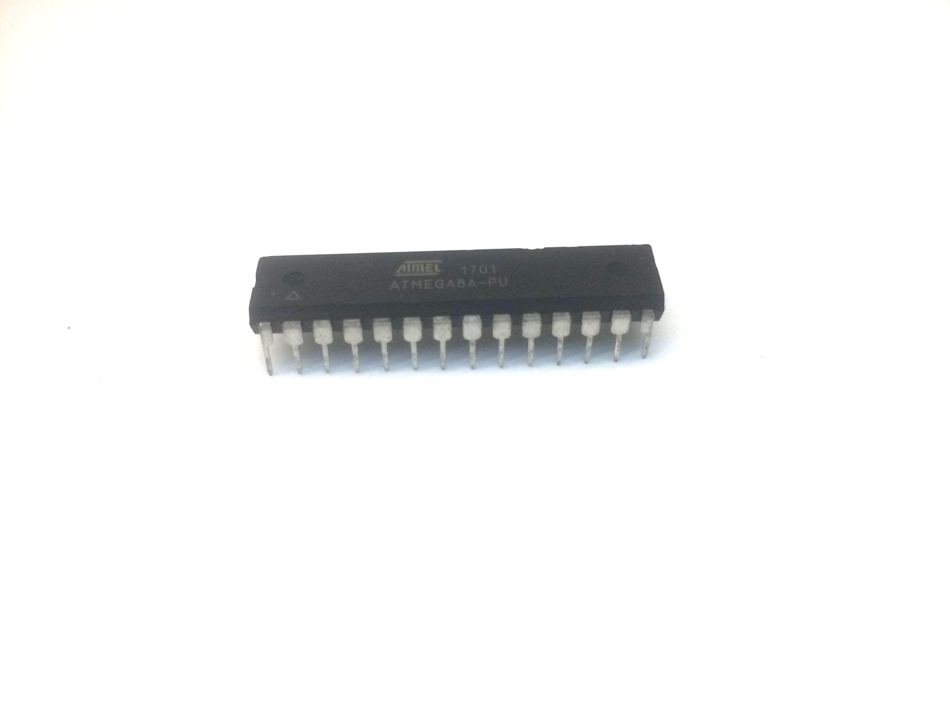 IC ATMEGA8A-PU DIP28