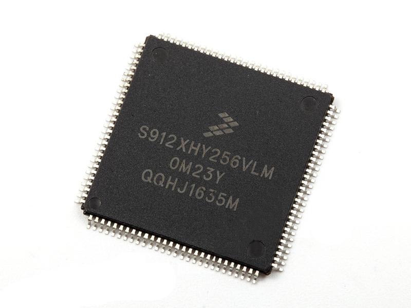 IC S912XHY256F0VLM