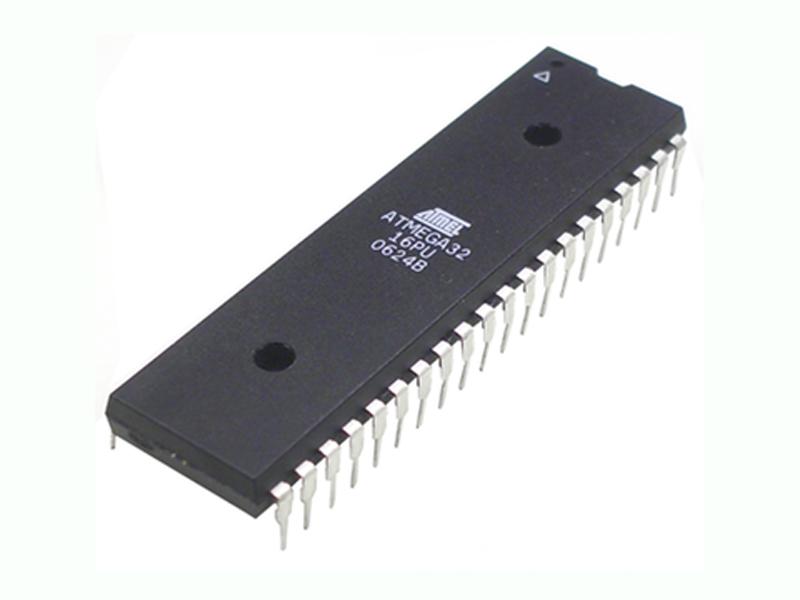 IC AVR ATmega32-16PU