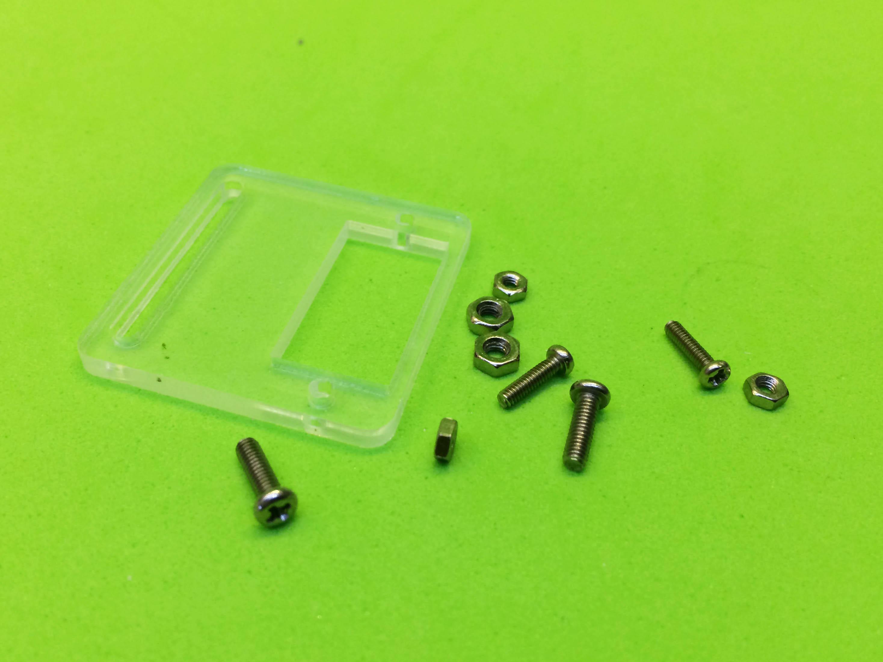 Mã nhựa gá servo SG90