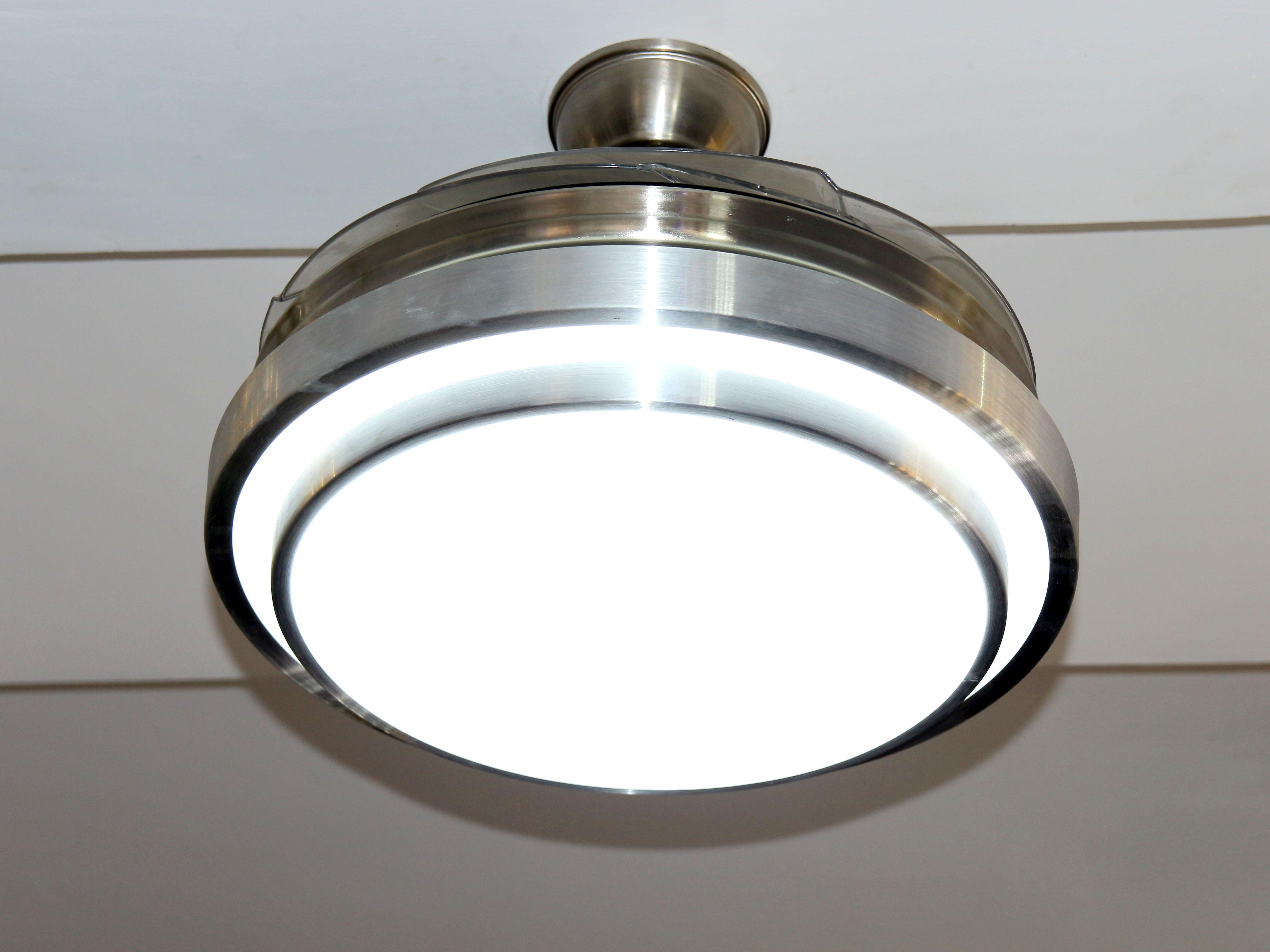 Đèn LED quạt DQ 42-04