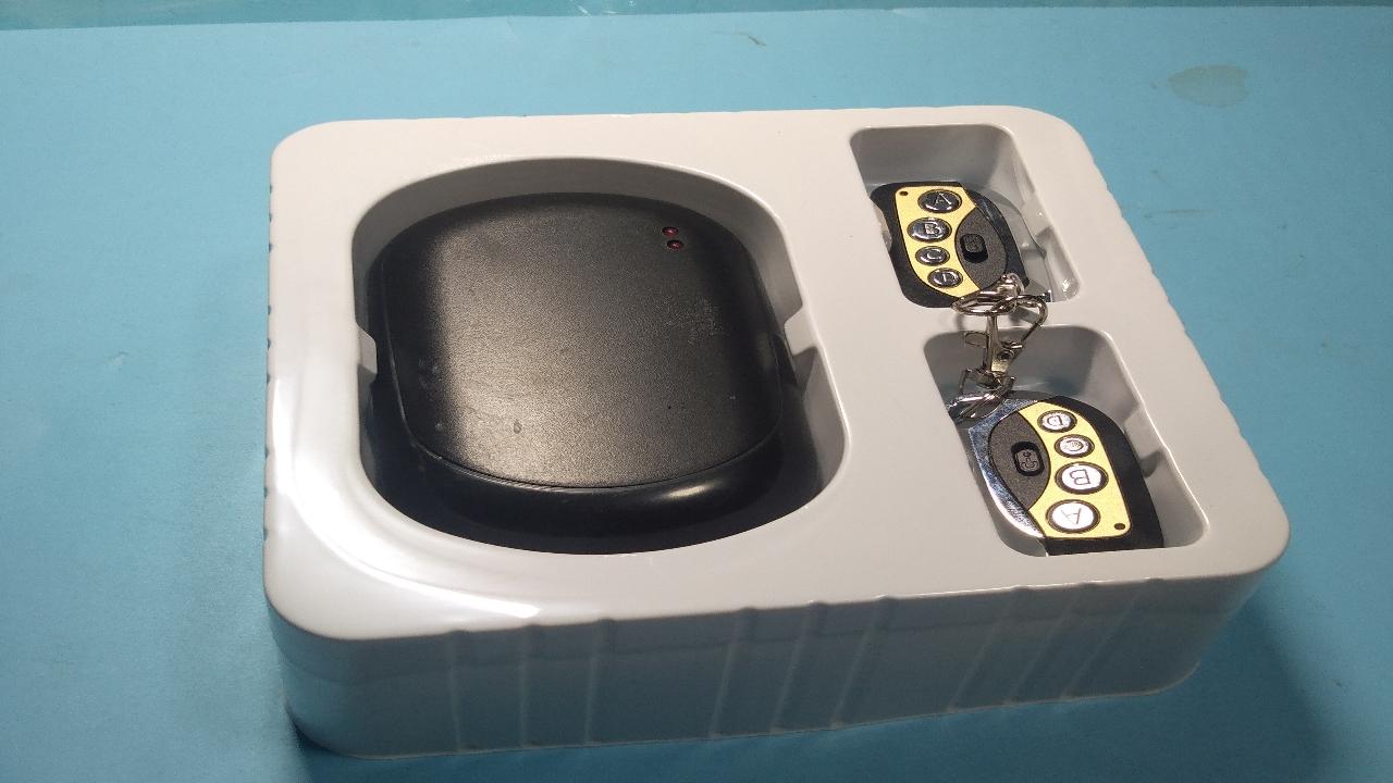 Bộ điều khiển từ xa cửa cuốn dùng Smart phone Bluetooth 2 remote