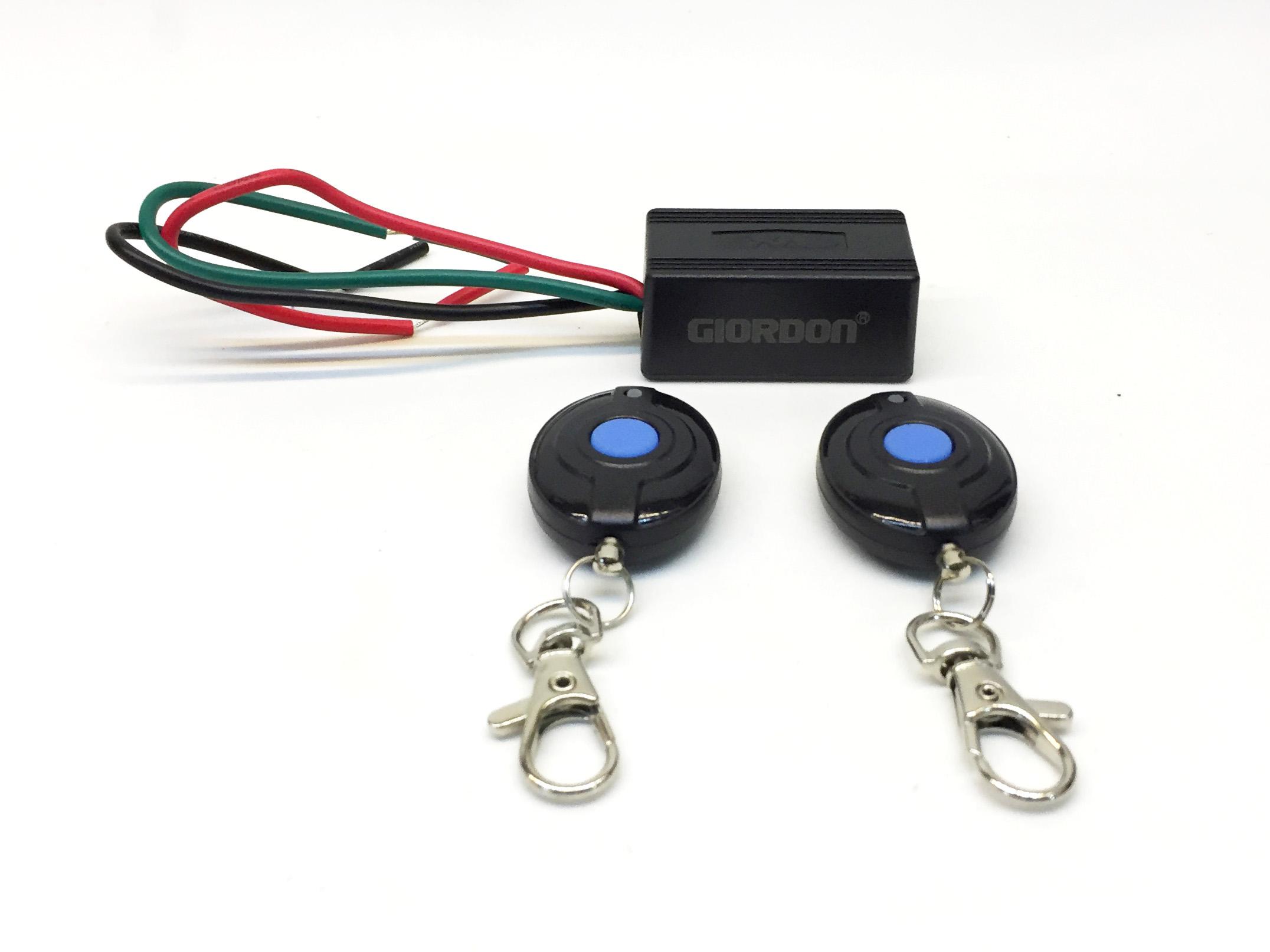 Khiển khóa và mở khóa Tự động cho xe ô tô