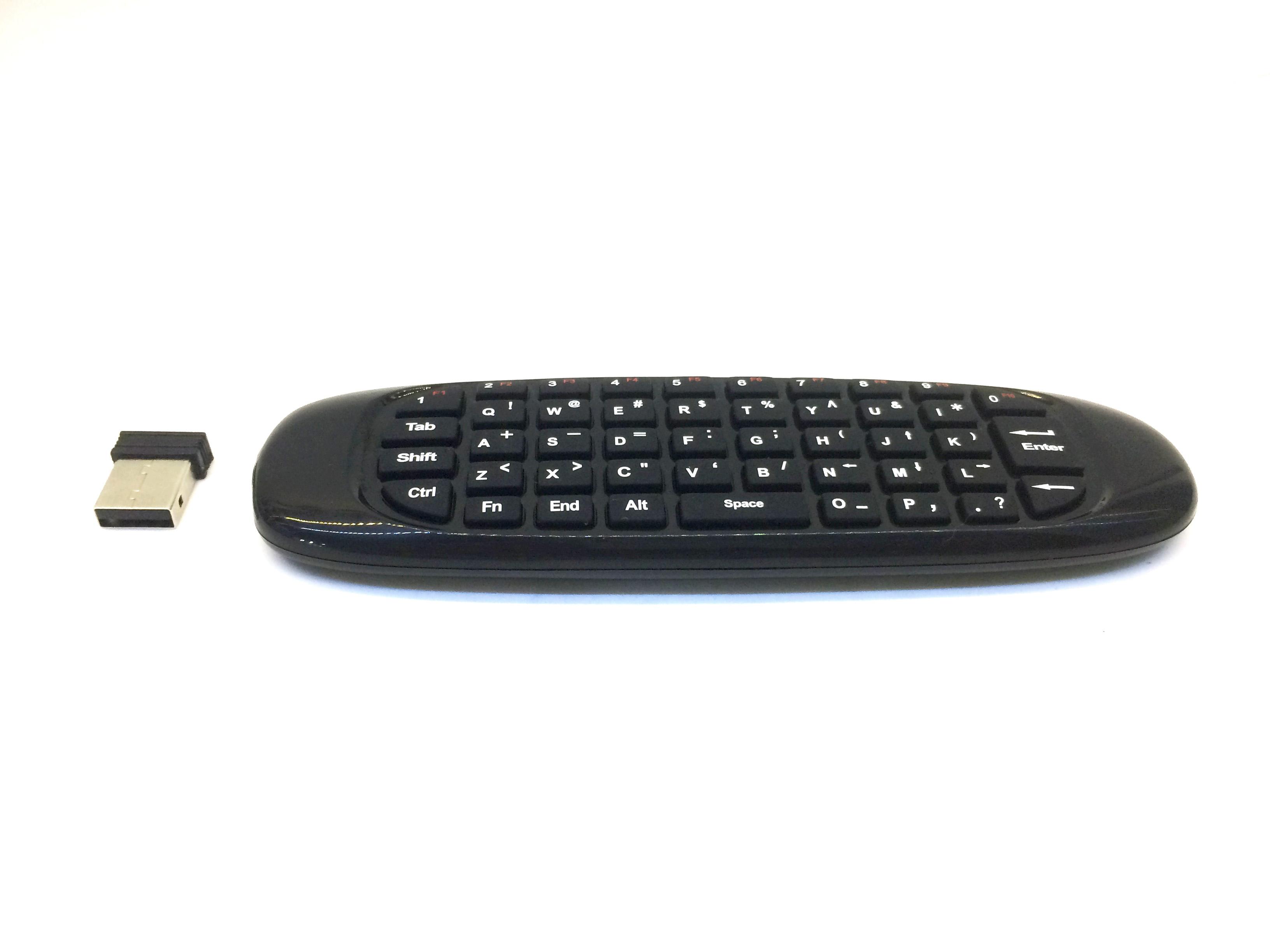 Khiển từ xa chuột bay có bàn phím