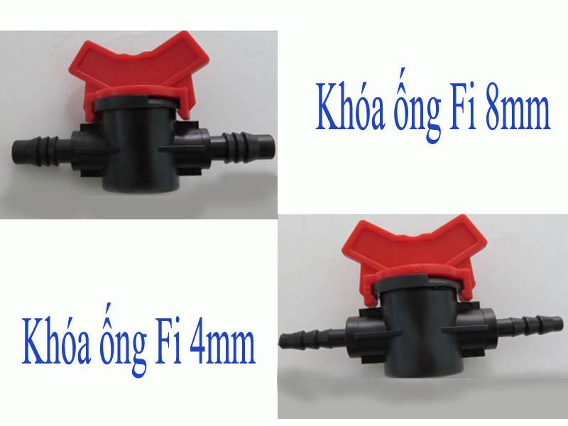 Khóa ống Fi 8mm