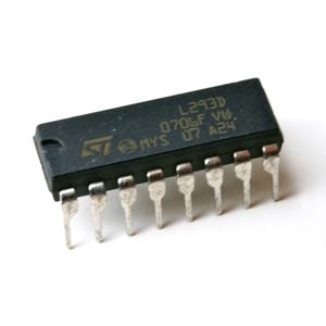 IC L293D driver